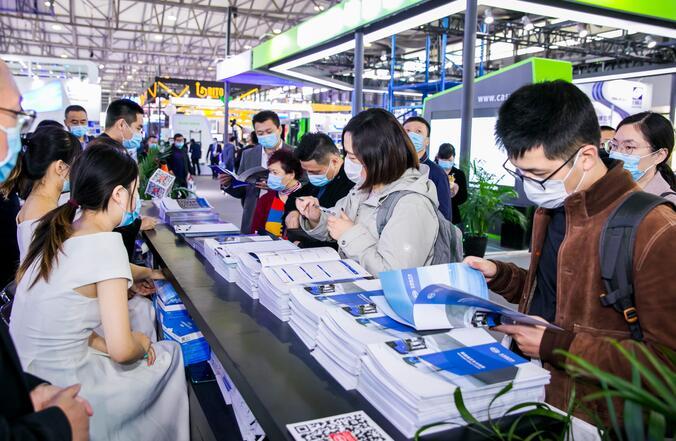 上海物流展会设计搭建案例