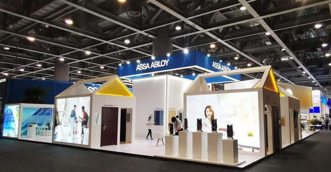 2021年上海环博会的展台设计搭建要注意什么