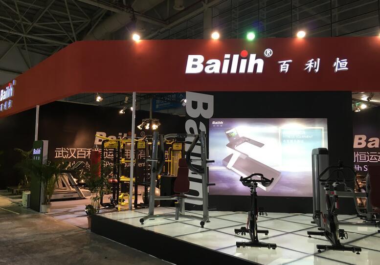 上海体博会展会搭建案例图