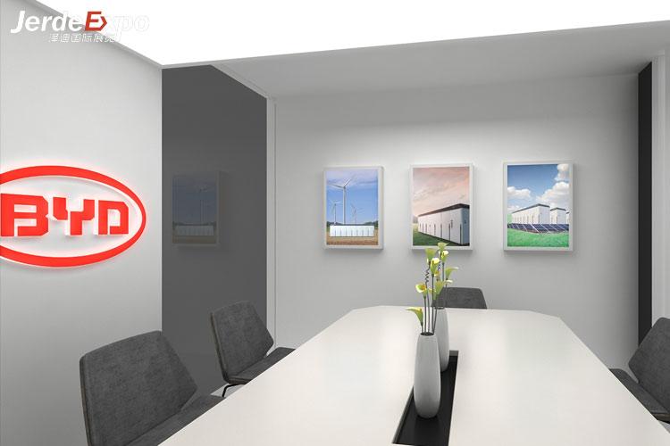 会展设计搭建公司如何做好展台中休息区设计搭建?