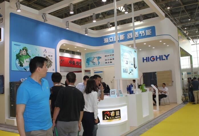 北京暖通展台设计搭建