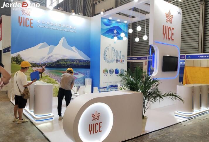 上海水展台搭建公司